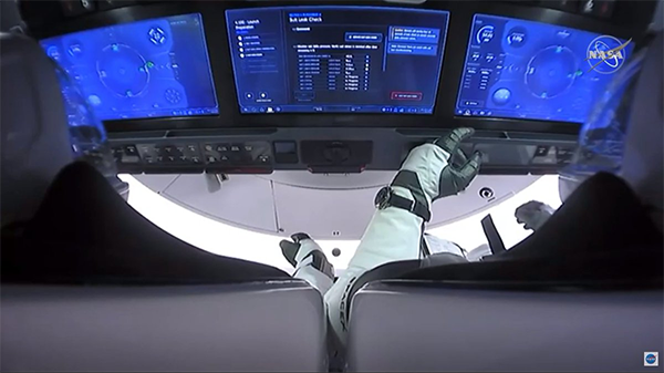 dragon interior